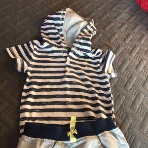 2 piece set baby boy good condition